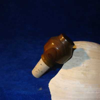 rosewood wine stopper